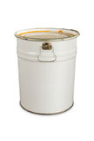 Paint container Royalty Free Stock Image