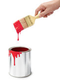 Paint drop Stock Photography