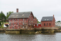 Paint Factory, Gloucester, Massachusetts Stock Images