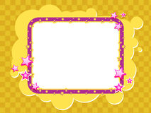 Paint Frame. Stock Image