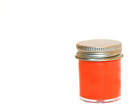 Paint jar Stock Photo