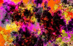 Paint Job Background Royalty Free Stock Photo