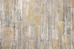 Paint Layered Wood Boards. Old scraped layered painted wood boards stock image