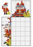 winter crossword for kids stock vector image of find 63672579. Black Bedroom Furniture Sets. Home Design Ideas