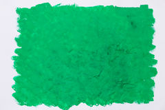 Paint over white Royalty Free Stock Image