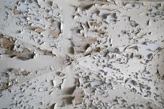 Paint Peeled & Cracked Wall Royalty Free Stock Photos