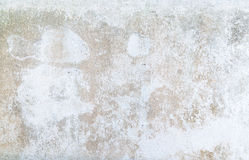 The paint is peeling off, falling apart, Damaged wall Stock Images