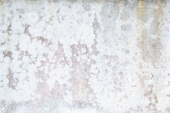 The paint is peeling off, falling apart, Damaged wall Royalty Free Stock Images