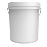 Paint pot isolated Royalty Free Stock Image