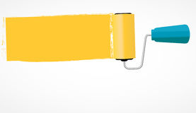 Paint roll icon vector illustration Royalty Free Stock Image
