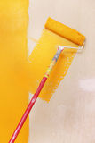 Paint roller Stock Images