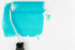 Paint roller Stock Photos