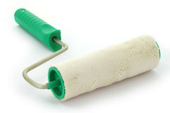 Paint roller. Stock Images