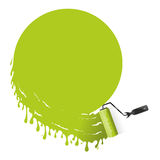 paint roller Royalty Free Stock Images
