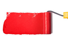 Paint roller Royalty Free Stock Image