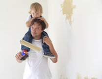 paint room Royalty Free Stock Photo