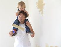 paint room Royalty Free Stock Photo