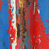 Paint rust Royalty Free Stock Photography
