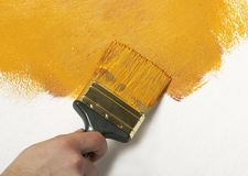Paint Series Stock Photography