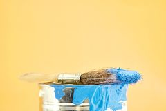 Paint Set Royalty Free Stock Images