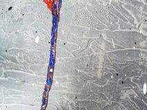 Paint smudges. Color chaos. Mixed different colors. Expressionism. Paint smudges. Color chaos. Mixed different colors Expressionism stock photos