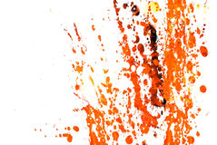 Paint Spashes Stock Images