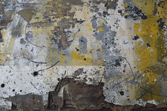 Paint spattered wood Stock Photos