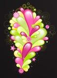 Paint splash Royalty Free Stock Image