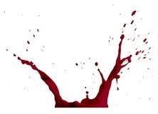 Paint splash Stock Image