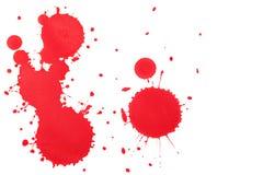 Paint splash Stock Photography