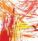 Paint splat background Stock Photos