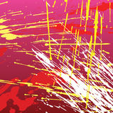 Paint splat background Royalty Free Stock Photo