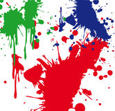 Paint Splatter Stock Images