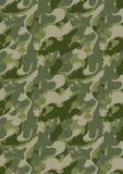 Paint splatter camouflage. Vector illustration of a paint splatter effect of a camouflage in a repeat pattern Royalty Free Stock Photography