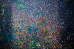 Paint splatters Royalty Free Stock Photography