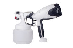 Paint Spray Gun Royalty Free Stock Image