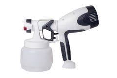 Paint Spray Gun Royalty Free Stock Image