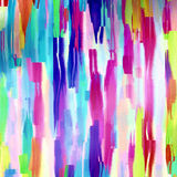 Paint streaks Royalty Free Stock Photos