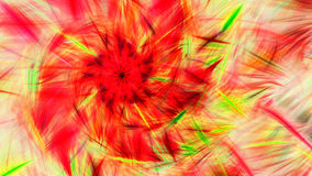 Paint strokes. Bright sparkling fireworks. Royalty Free Stock Images