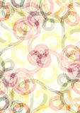 Paint Swirl Texture Background Royalty Free Stock Images
