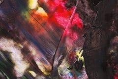 Paint texturerar Arkivbilder
