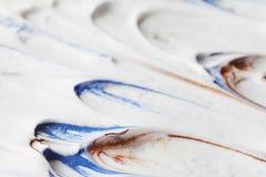 Paint textures closeup stock photos