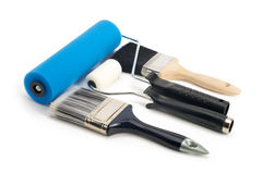 Paint Tools Royalty Free Stock Images