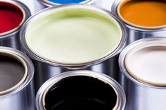 Paint the Wall Stock Images