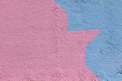 Paint wall background Stock Photography
