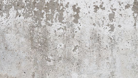 Paint was peeling on the wall. Concrete gray wall and the old light paint was peeling on the wall Stock Photos