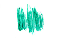 Paint on a white background Royalty Free Stock Photo