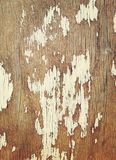 Paint on wood Royalty Free Stock Image