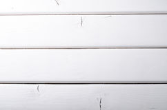 Paint Wooden Wall, Grunge Background, white color Stock Images