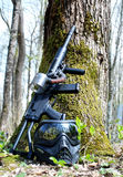 paintball Fotografia Royalty Free